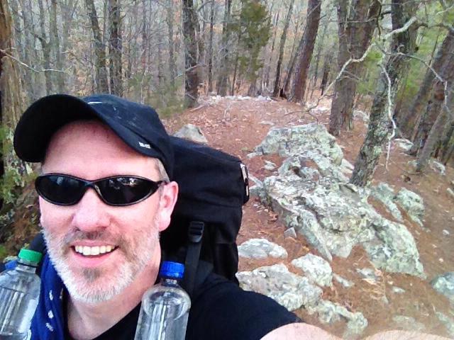 Big Piney Trail (Missouri) March 2013