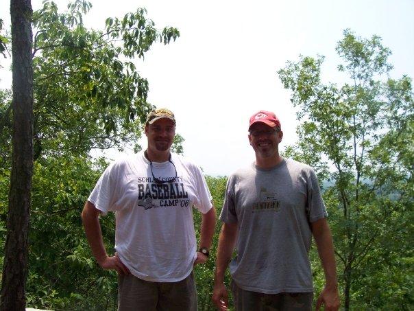 Pine Mountain Trail (Georgia) June 2009